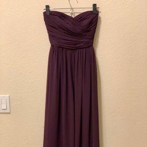 Dresses & Skirts - Strapless, chiffon dress